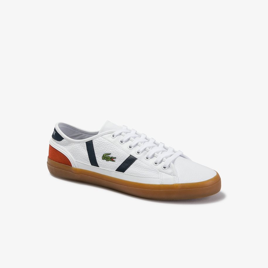 Men's Sideline Leather Sneakers