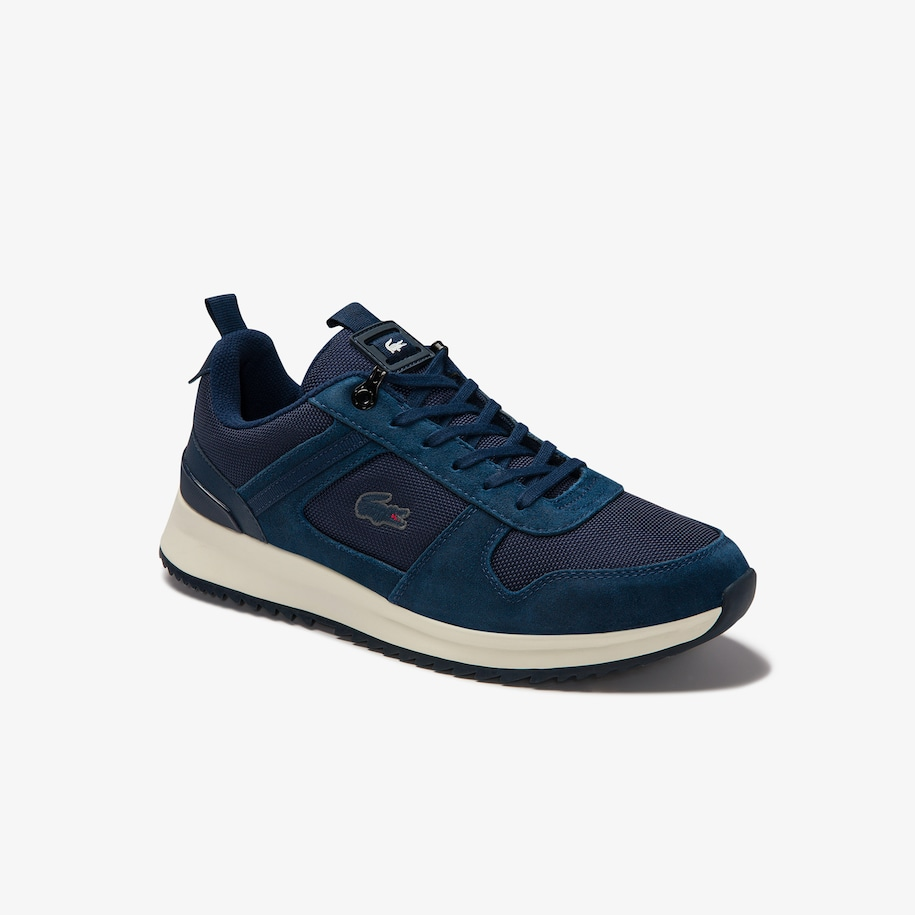 Men's Joggeur 2.0 Textile and Suede Sneakers