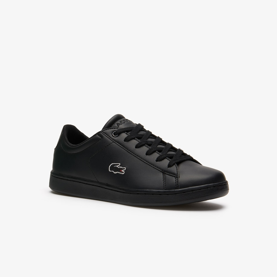 Juniors' Carnaby Evo Lace-up Mesh-lined Synthetic Sneakers