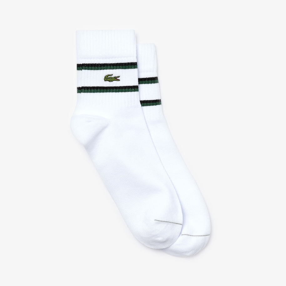 Men's Ribbed Cotton Blend Heritage Socks