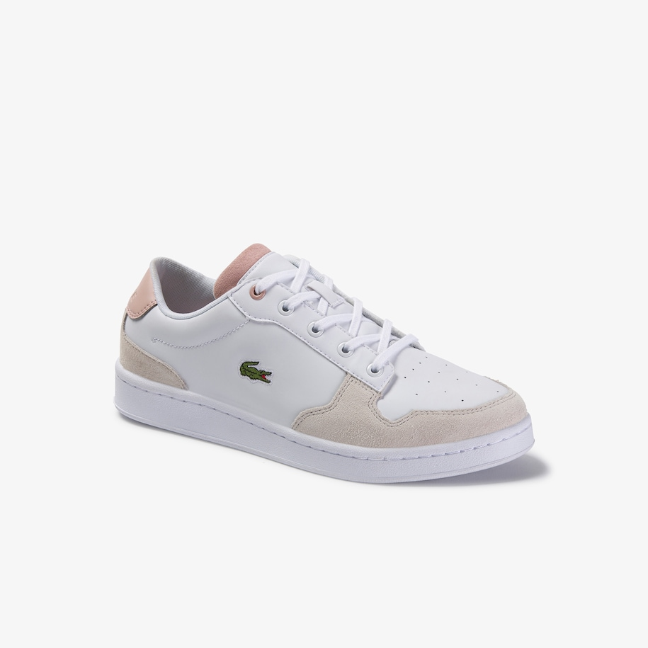 Juniors' Masters Cup Leather Sneakers