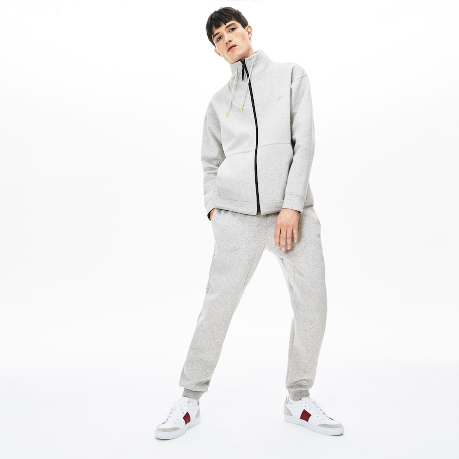 Men's Lacoste Motion Ergonomic Cotton Blend Sweatpants