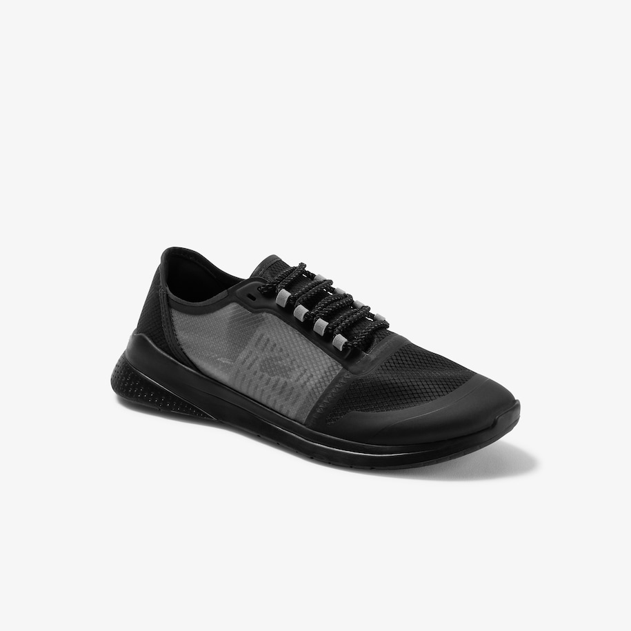 Men's LT Fit Textile and Synthetic Sneakers
