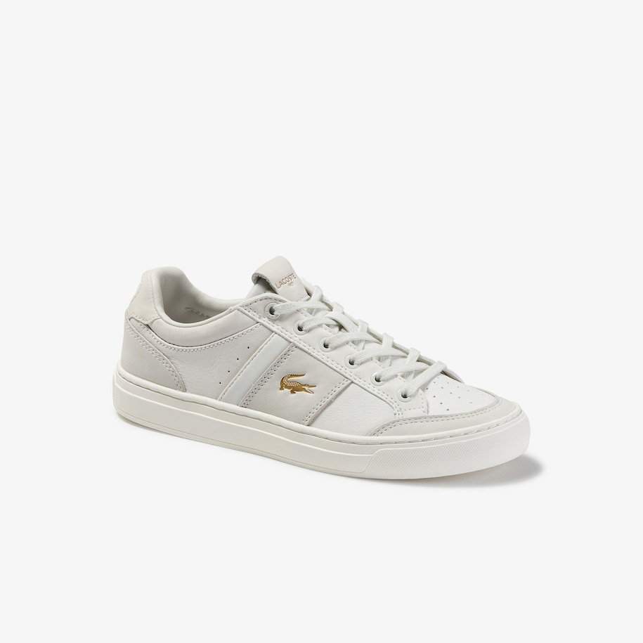 Women's Courtline Leather Sneakers